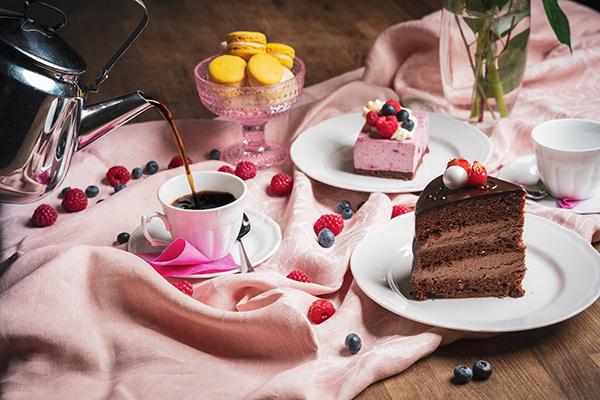 Lounas & leivos Butikin herkulliset kakkukahvit