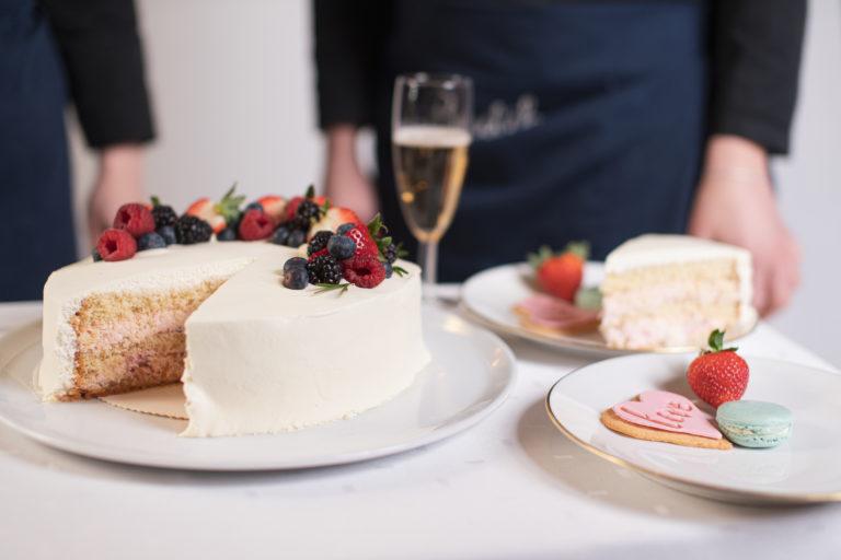 Kakku ja skumppa